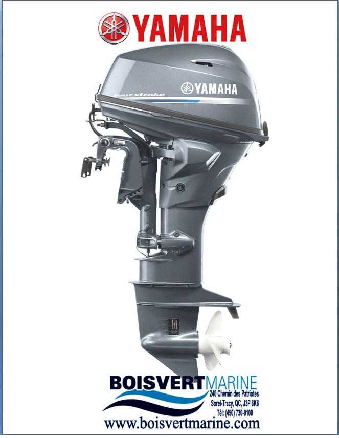 2021 Yamaha F25SWHC Photo 3 of 6