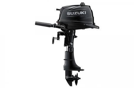 2021 Suzuki DF6AS - Black Photo 1 of 3