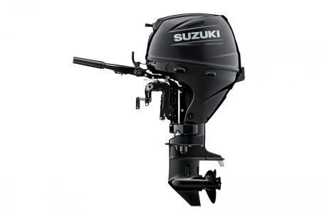 2021 Suzuki DF25AES - Black Photo 1 of 4