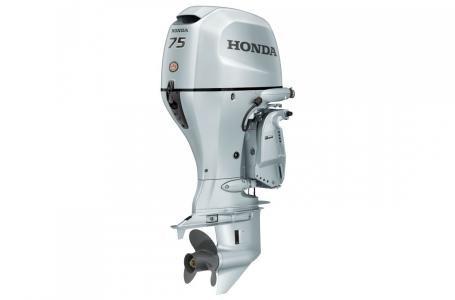 2021 Honda BF75 Photo 1 of 1