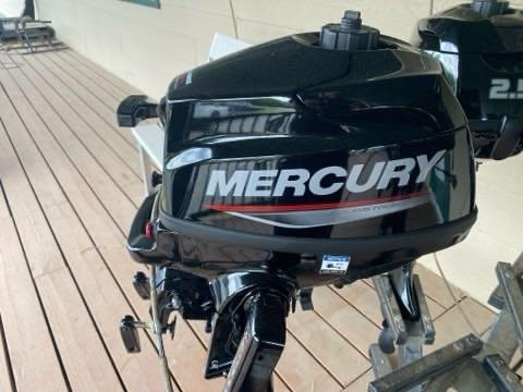 2021 Mercury 2.5 MH 1F02201KK Photo 2 sur 2