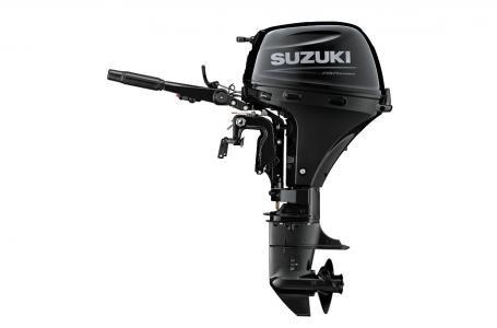 2021 Suzuki DF9.9BEL - Black Photo 1 of 3