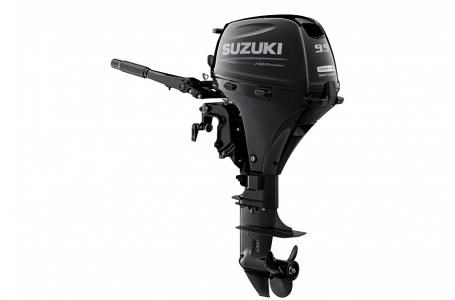 2021 Suzuki DF9.9BEL - Black Photo 2 of 3
