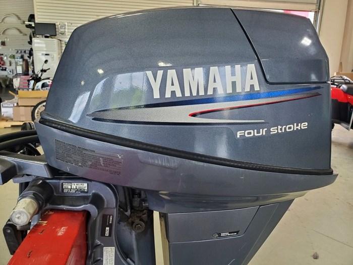 2004 Yamaha T9.9ELRD Photo 5 of 5
