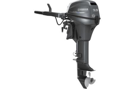 2022 Yamaha F9.9 - 15 in. Shaft Electric Start Photo 2 of 2