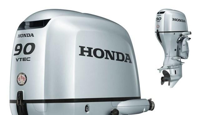 2021 Honda BF90DK5XRTC Photo 2 of 2