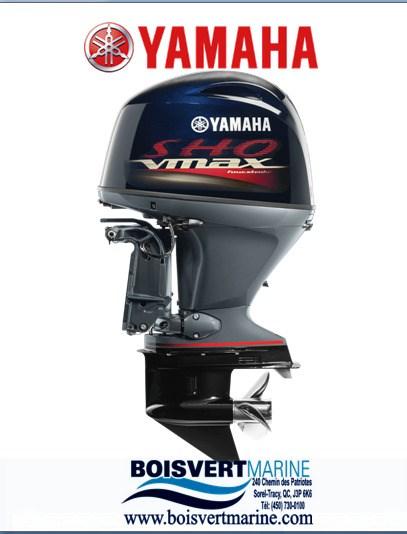 2022 Yamaha VMAX VF115 SHO Photo 1 of 2