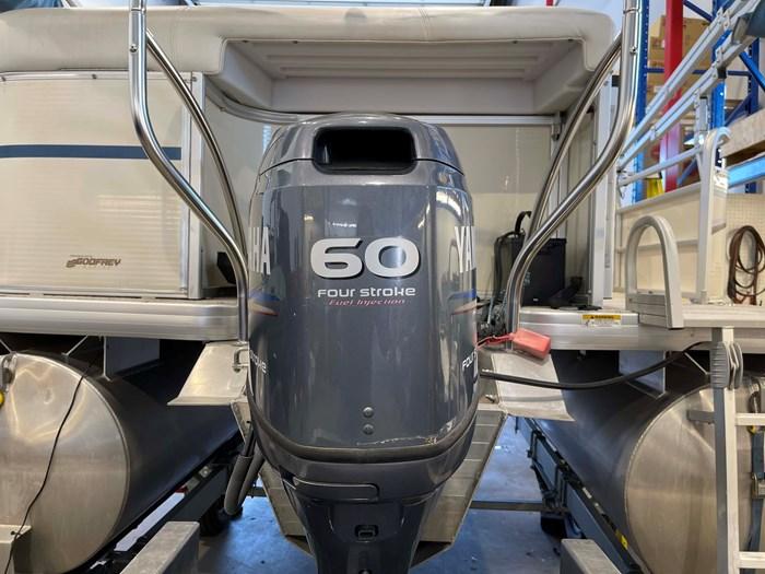 2007 Yamaha F60TLRG Photo 1 of 3