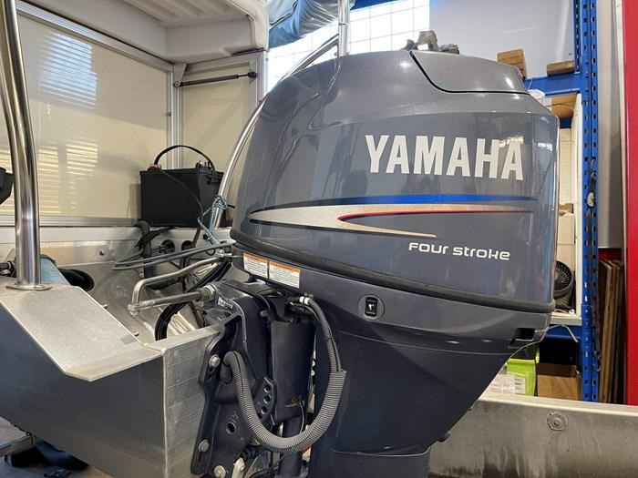 2007 Yamaha F60TLRG Photo 2 of 3