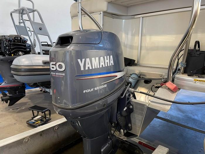 2007 Yamaha F60TLRG Photo 3 of 3