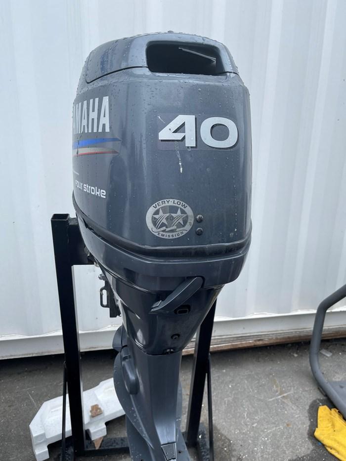 2004 Yamaha F40TLRD Photo 1 of 3