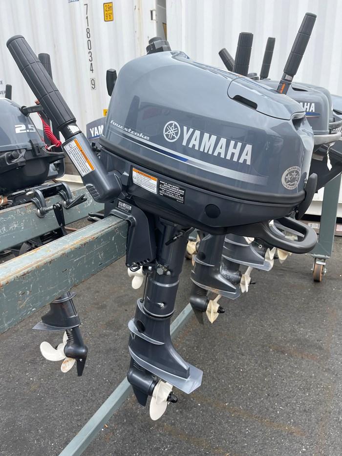 2019 Yamaha F4SMHA Photo 1 of 3