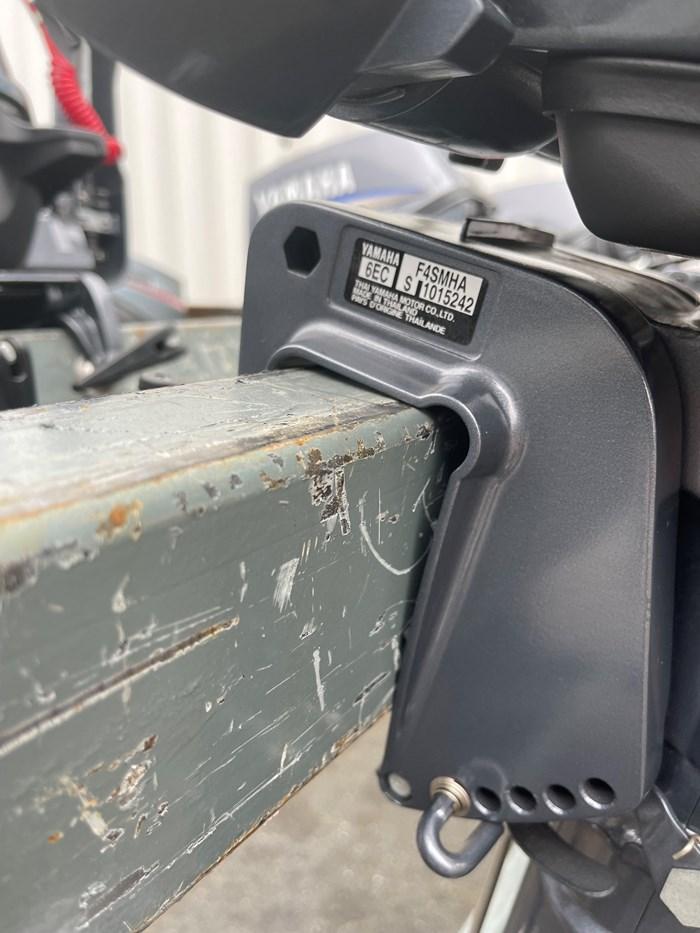 2019 Yamaha F4SMHA Photo 3 of 3
