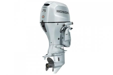 2021 Honda BF75 L Photo 1 of 1