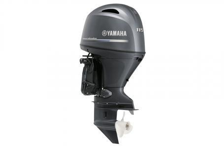 2021 Yamaha F115XB Photo 1 of 6