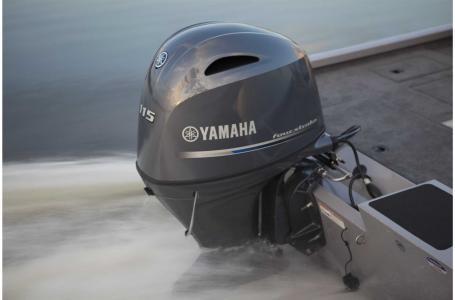 2021 Yamaha F115XB Photo 2 of 6