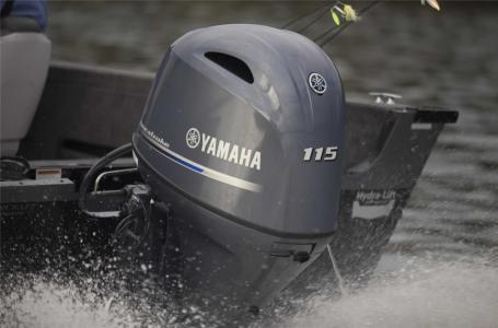 2021 Yamaha F115XB Photo 5 of 6